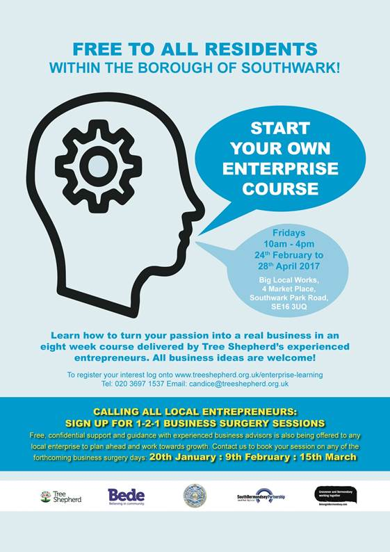how to start your own business course